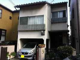 大阪府堺市 N様邸 外壁塗装 (2)