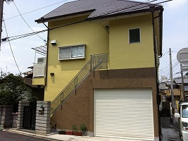 大阪府吹田市 M様邸 外壁塗装・屋根塗装 (1)