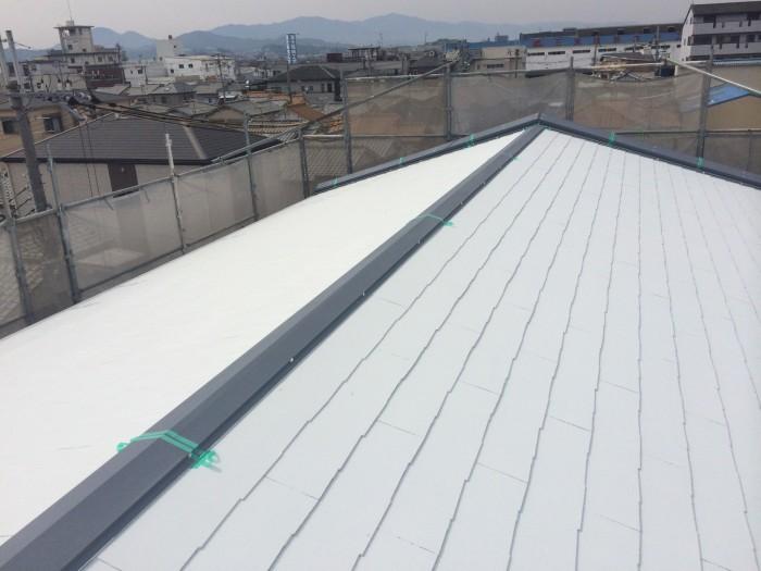大阪府八尾市 S様邸 外壁塗装・屋根塗装 (4)