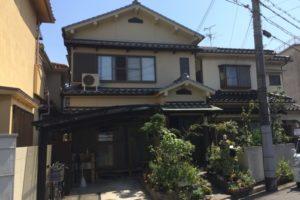 大阪府堺市 F様邸 外壁塗装 (1)