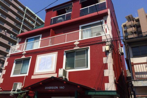 大阪府八尾市 Dマンション 外壁塗装・屋根塗装・付帯部塗装 (1)