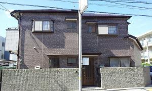 兵庫県西宮市 K様邸 外壁塗装・屋根塗装 (1)