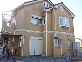 大阪府八尾市 H様邸 外壁塗装 (2)