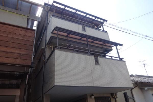 大阪府八尾市 K様邸 外壁塗装・屋根塗装・付帯部塗装 (2)