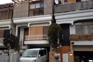 大阪府東大阪市 M様邸 外壁塗装・屋根漆喰補強 (2)