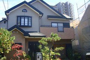 大阪府堺市北区 M様邸 外壁塗装・屋根塗装 (1)