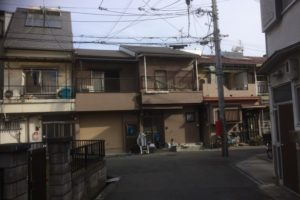 大阪府大東市 K様邸 屋根葺き替え工事・外壁塗装 (1)