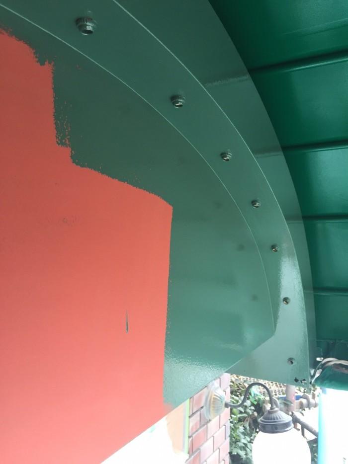 大阪市城東区 Dマンション 外壁塗装・付帯部塗装 (4)