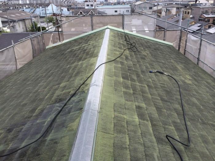 大阪府八尾市 S様邸 外壁塗装・屋根塗装 (3)