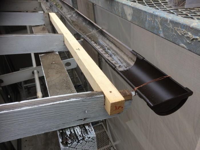 大阪市東住吉区 S様邸 外壁塗装・付帯部塗装・防水工事 (4)