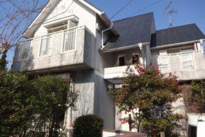 大阪府和泉市 S様邸 外壁塗装・屋根塗装・付帯部塗装 (2)