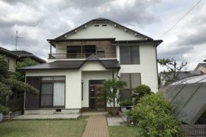 大阪府八尾市 K様邸 外壁塗装・屋根カバー工法・付帯部塗装 (1)