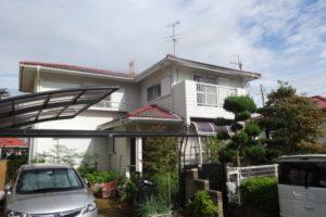 大阪府堺市 T様邸 外壁塗装・屋根塗装・付帯部塗装・雨樋新設 (2)
