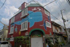 大阪市城東区 Dマンション 外壁塗装・付帯部塗装 (1)