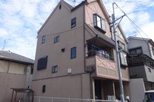 大阪府藤井寺市 K様邸 外壁塗装・屋根塗装・付帯部塗装 (2)