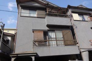 大阪府八尾市 M様邸 外壁塗装・付帯部塗装 (2)