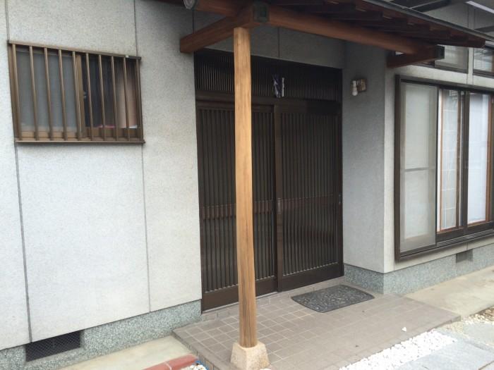 大阪府高石市 M様邸 外壁塗装・付帯部塗装 (4)