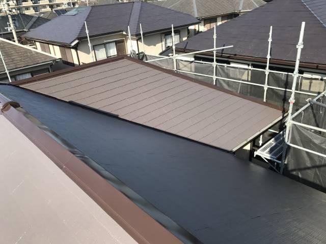 大阪府河内長野市 N様邸 外壁塗装・屋根塗装・付帯部塗装 (5)