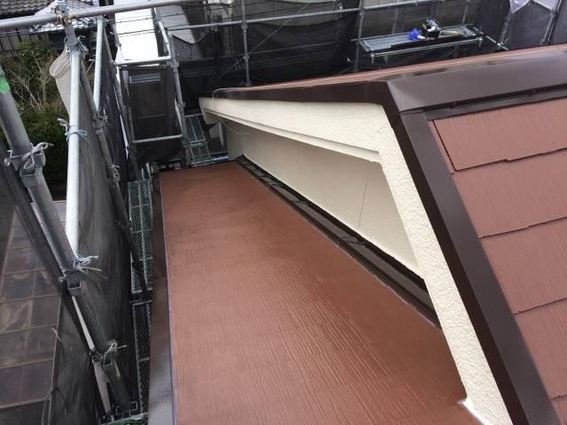 大阪府八尾市 H様 外壁塗装・屋根塗装・付帯部塗装 (5)