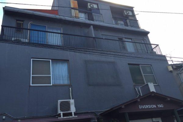 大阪府八尾市 Dマンション 外壁塗装・屋根塗装・付帯部塗装 (2)