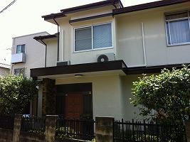 大阪府堺市 S様邸 外壁塗装・屋根塗装 (1)