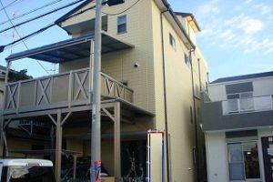 大阪市東住吉区 S様邸 外壁塗装・屋根塗装 (1)