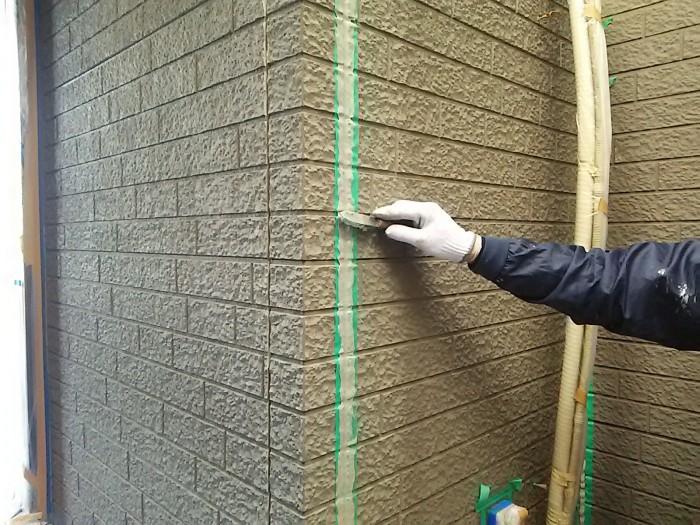 大阪府寝屋川市 K様邸 外壁塗装・屋根塗装・付帯部塗装 (3)