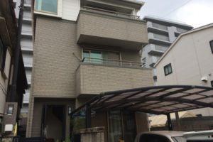 大阪府堺市 O様邸 外壁塗装・屋根塗装 (2)