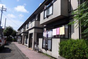 大阪府柏原市 N様ハイツ 外壁塗装・屋根塗装 (2)