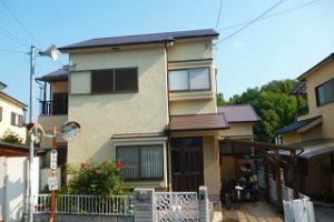大阪府富田林市 T様邸 外壁塗装・屋根塗装 (1)