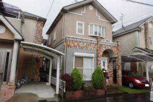 奈良県大和郡山市 Ⅰ様邸 外壁塗装・屋根塗装・付帯部塗装 (2)