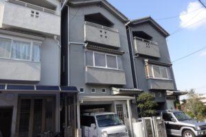 大阪府八尾市 K様邸 外壁塗装・屋根塗装 (2)