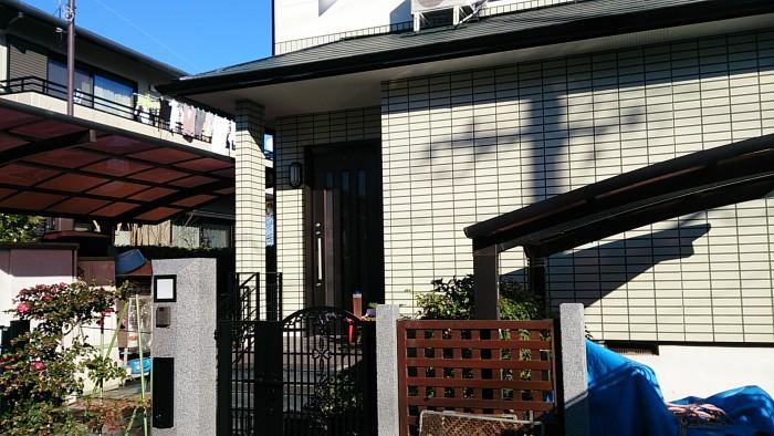 奈良県北葛城郡 W様邸 外壁塗装・屋根塗装 (3)