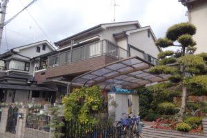 大阪府八尾市 H様 外壁塗装・屋根塗装・付帯部塗装 (2)