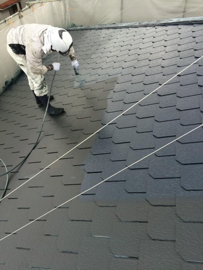 大阪府寝屋川市 K様邸 外壁塗装・屋根塗装・付帯部塗装 (5)