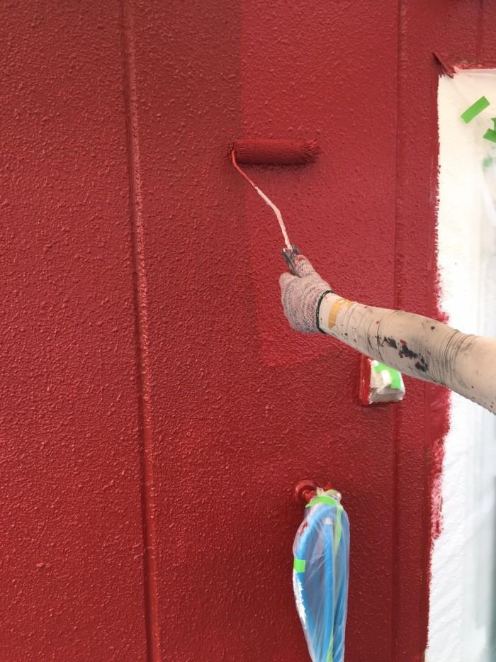 大阪市城東区 Dマンション 外壁塗装・付帯部塗装 (3)