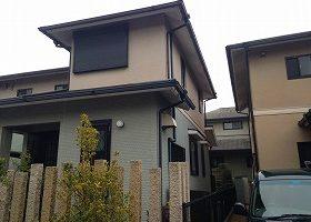 大阪府富田林市 Y様邸 外壁塗装・屋根塗装 (1)