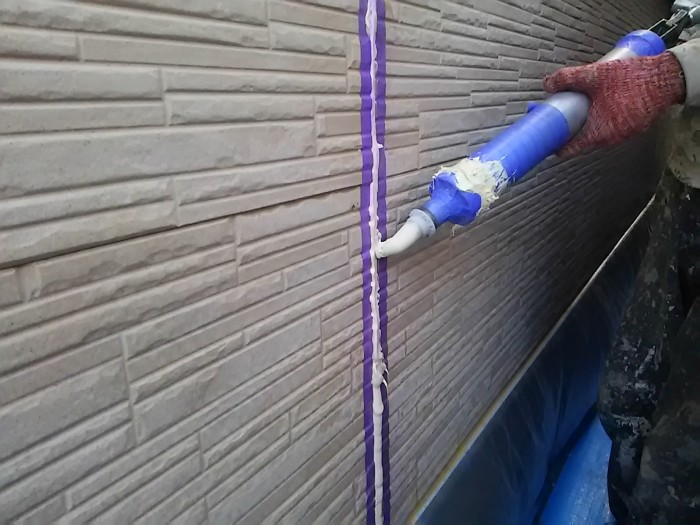 大阪府八尾市 M様邸 外壁塗装・屋根塗装・付帯部塗装 (4)