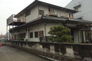 大阪府高石市 M様邸 外壁塗装・付帯部塗装 (2)