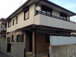 奈良県奈良市 M様邸 外壁塗装・屋根塗装 (1)
