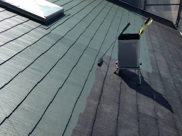 大阪府堺市 M様邸 外壁塗装・屋根塗装・付帯部塗装 (4)