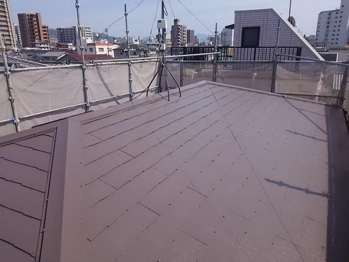 大阪府八尾市 K様邸 外壁塗装・屋根塗装・付帯部塗装 (5)