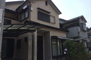 大阪府堺市 O様邸 外壁塗装・屋根塗装 (1)