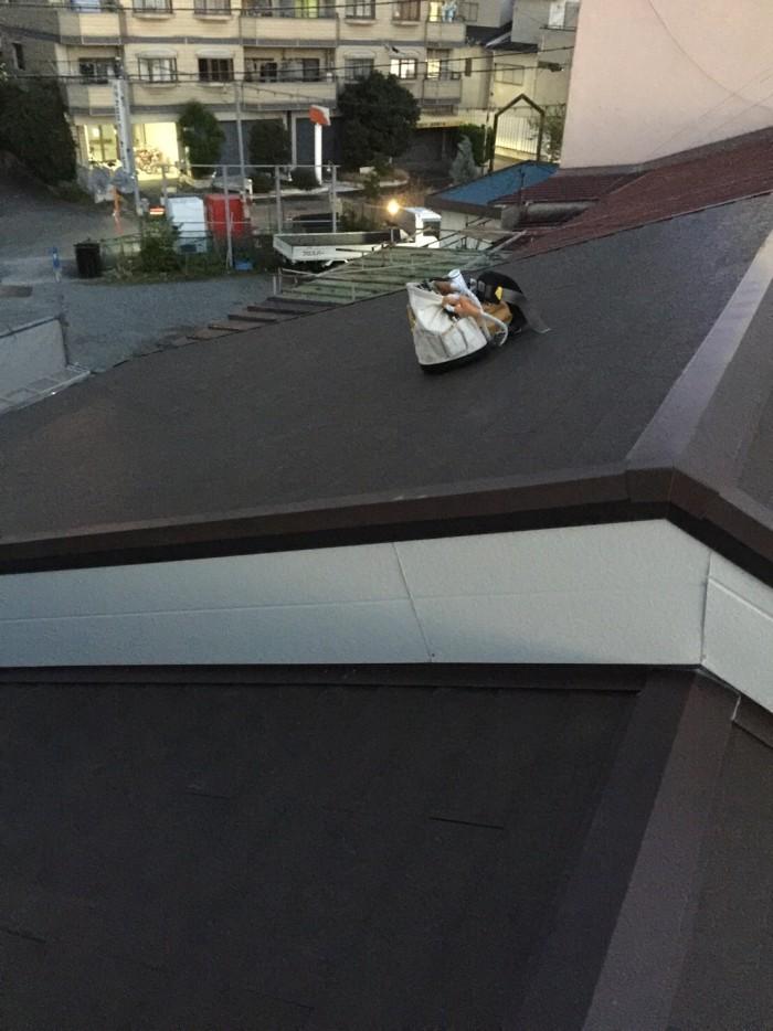 大阪府大東市 K様邸 屋根葺き替え工事・外壁塗装 (5)
