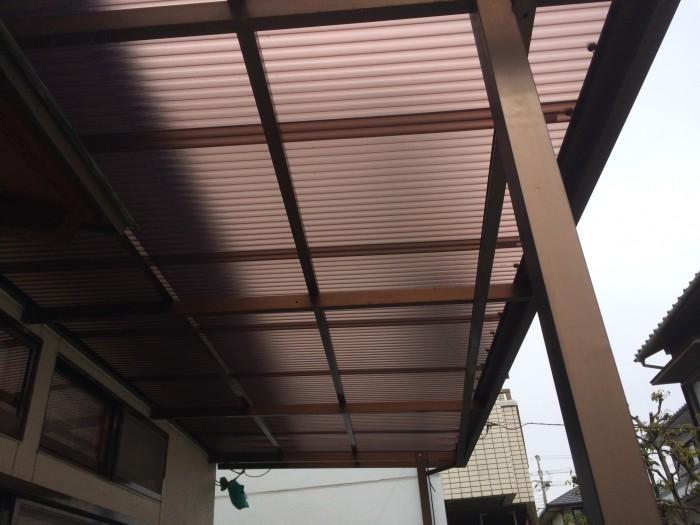 大阪府高石市 M様邸 外壁塗装・付帯部塗装 (5)